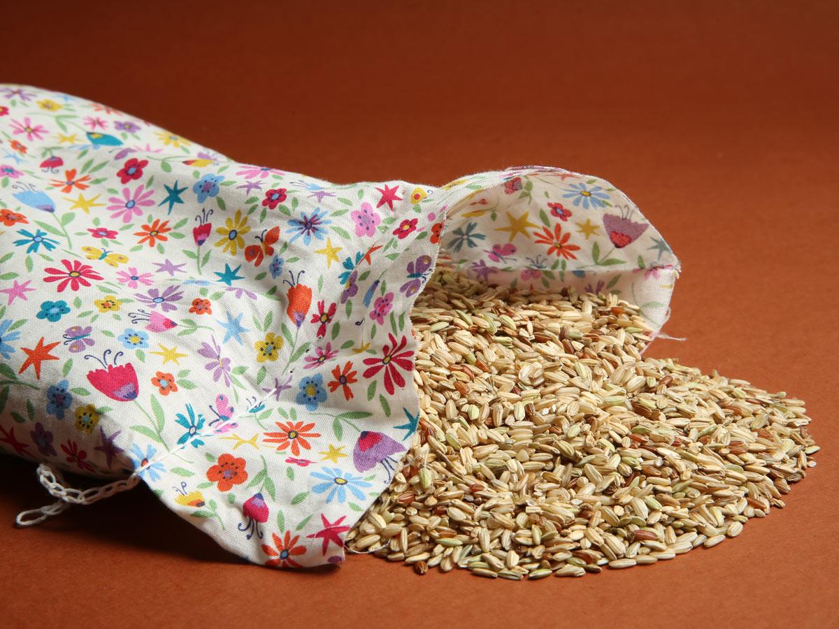 Riseria Re Carlo - Granaverde di Riso - Mangime per l'avicoltura da reddito - sacchi da 25kg